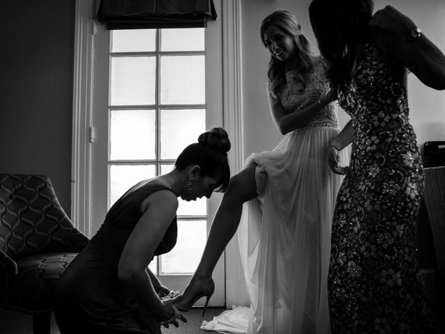 Matthew and Rebecca's Wedding in Tappan, New York 5