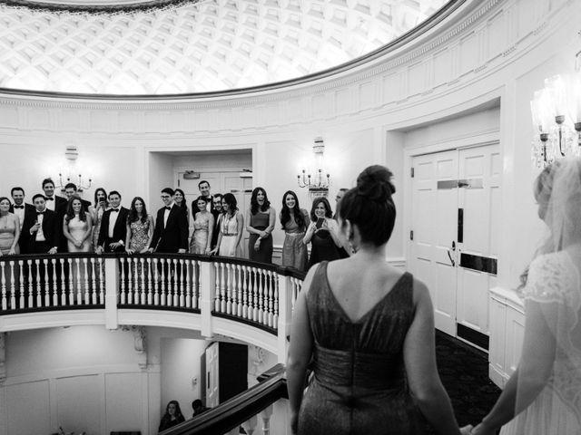 Matthew and Rebecca's Wedding in Tappan, New York 8