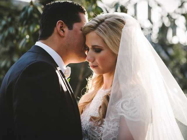 Matthew and Rebecca's Wedding in Tappan, New York 1