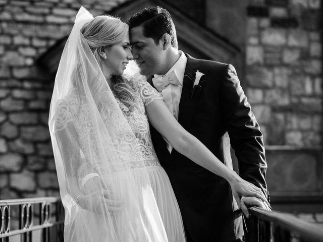 Matthew and Rebecca's Wedding in Tappan, New York 15