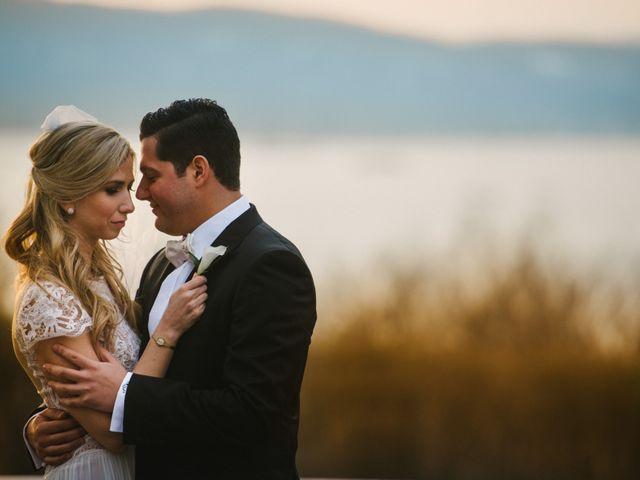 Matthew and Rebecca's Wedding in Tappan, New York 16