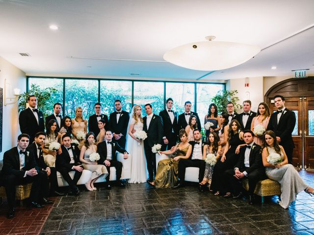 Matthew and Rebecca's Wedding in Tappan, New York 18