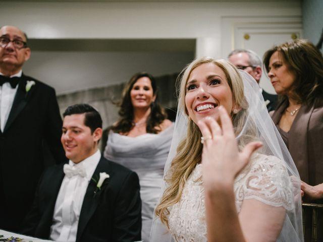 Matthew and Rebecca's Wedding in Tappan, New York 20