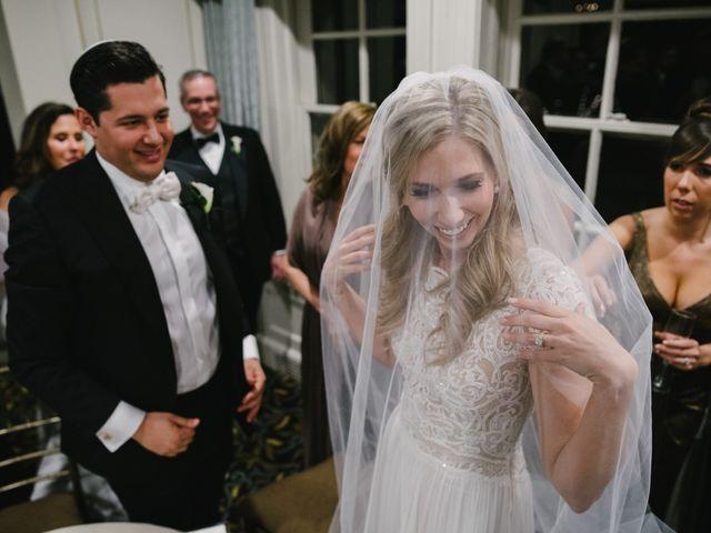 Matthew and Rebecca's Wedding in Tappan, New York 22