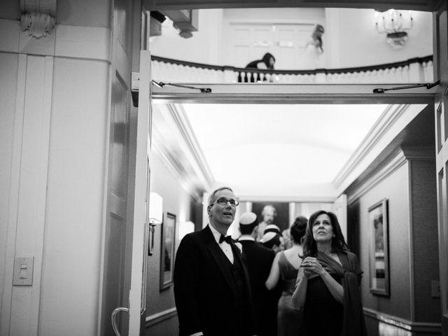 Matthew and Rebecca's Wedding in Tappan, New York 23