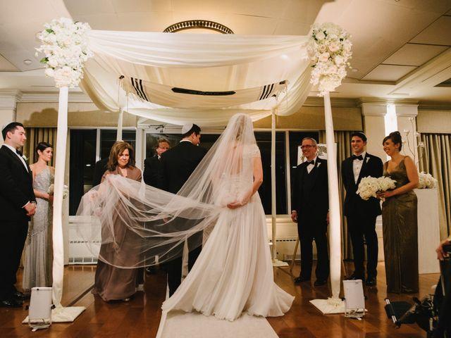 Matthew and Rebecca's Wedding in Tappan, New York 25