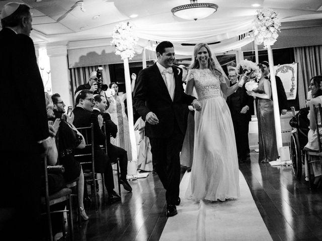 Matthew and Rebecca's Wedding in Tappan, New York 30