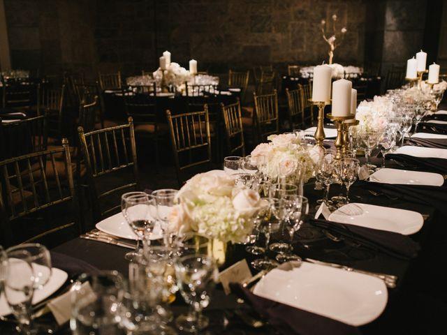Matthew and Rebecca's Wedding in Tappan, New York 32