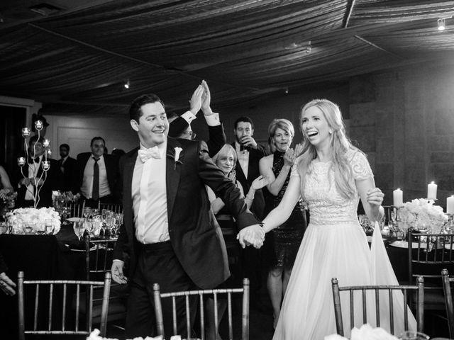 Matthew and Rebecca's Wedding in Tappan, New York 37