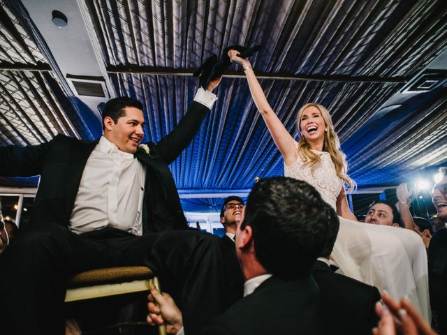 Matthew and Rebecca's Wedding in Tappan, New York 40