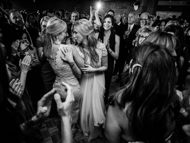 Matthew and Rebecca's Wedding in Tappan, New York 41