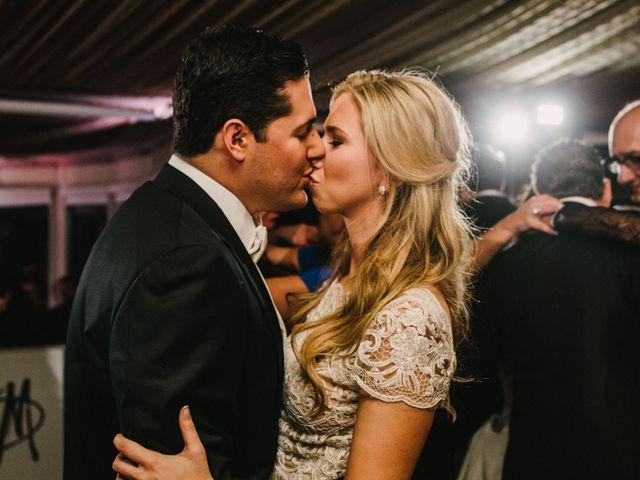 Matthew and Rebecca's Wedding in Tappan, New York 42