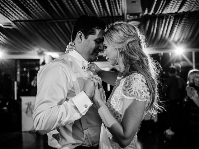 Matthew and Rebecca's Wedding in Tappan, New York 45