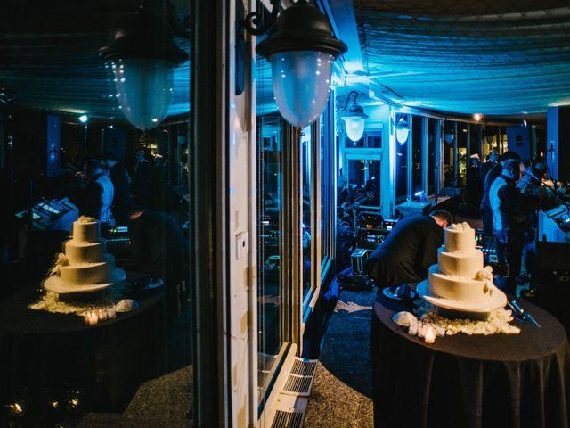 Matthew and Rebecca's Wedding in Tappan, New York 49