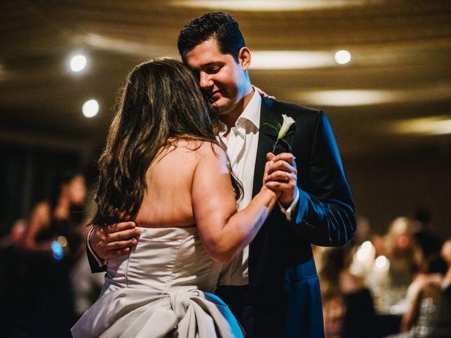 Matthew and Rebecca's Wedding in Tappan, New York 54
