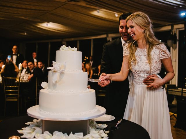 Matthew and Rebecca's Wedding in Tappan, New York 55