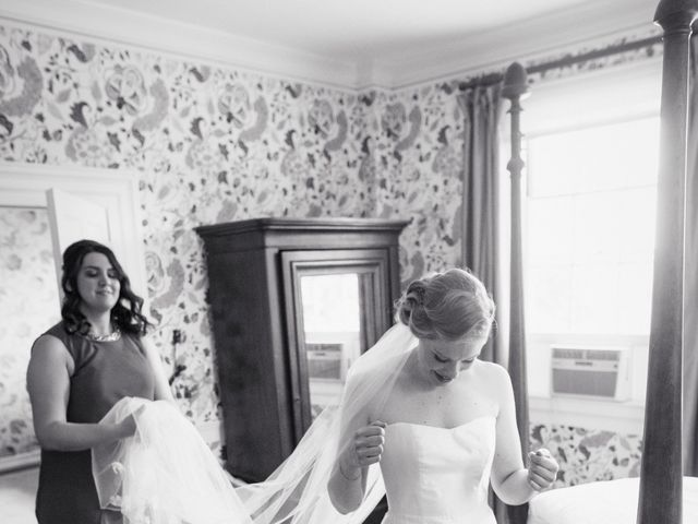 Katie and Gerben's Wedding in Geneseo, New York 6