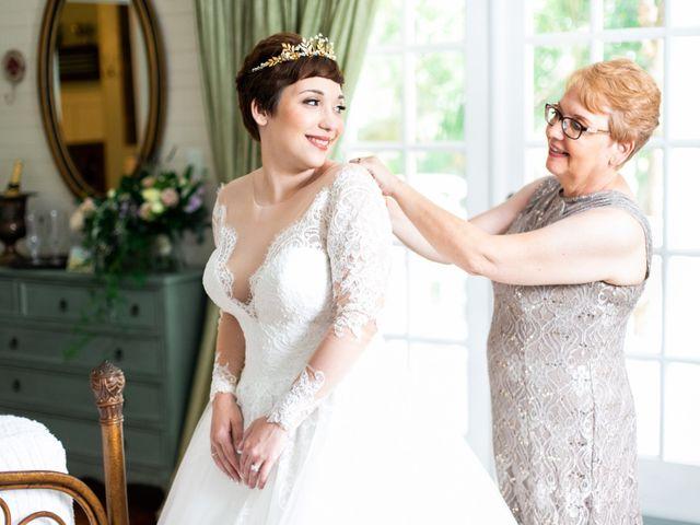 Harry and Megan's Wedding in Malabar, Florida 11