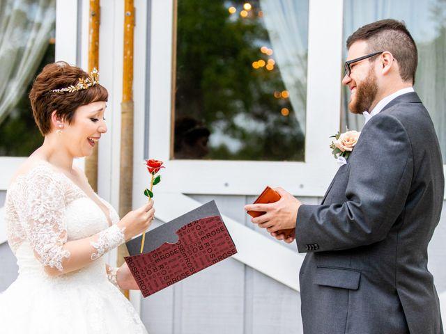 Harry and Megan's Wedding in Malabar, Florida 28