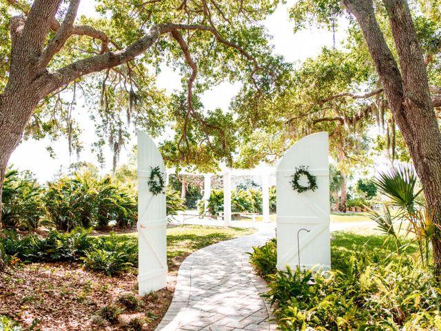 Harry and Megan's Wedding in Malabar, Florida 33