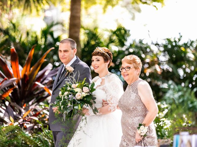 Harry and Megan's Wedding in Malabar, Florida 34