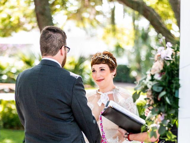 Harry and Megan's Wedding in Malabar, Florida 36