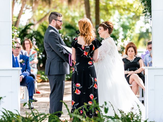 Harry and Megan's Wedding in Malabar, Florida 37