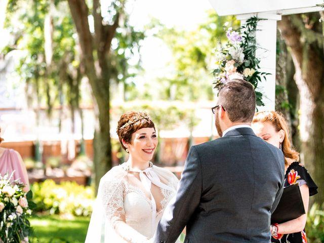 Harry and Megan's Wedding in Malabar, Florida 39
