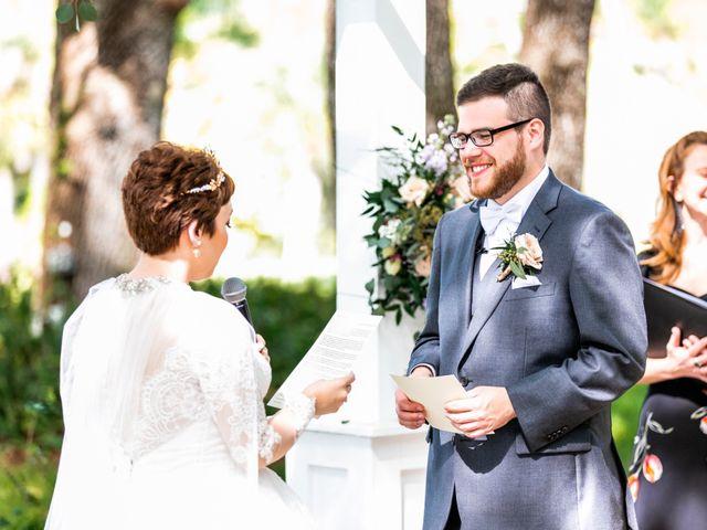 Harry and Megan's Wedding in Malabar, Florida 40