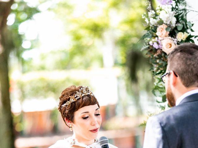 Harry and Megan's Wedding in Malabar, Florida 41