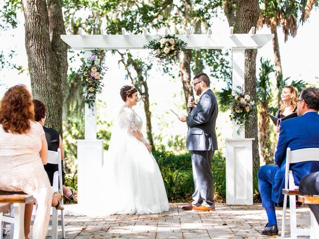 Harry and Megan's Wedding in Malabar, Florida 42
