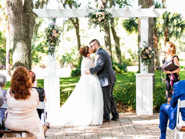 Harry and Megan's Wedding in Malabar, Florida 43