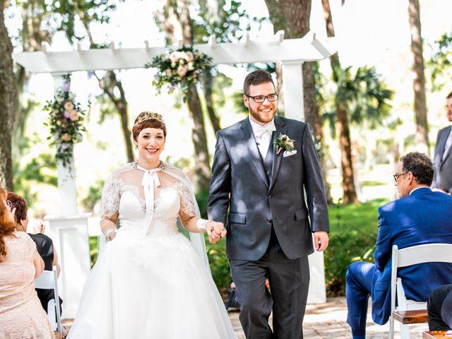 Harry and Megan's Wedding in Malabar, Florida 44