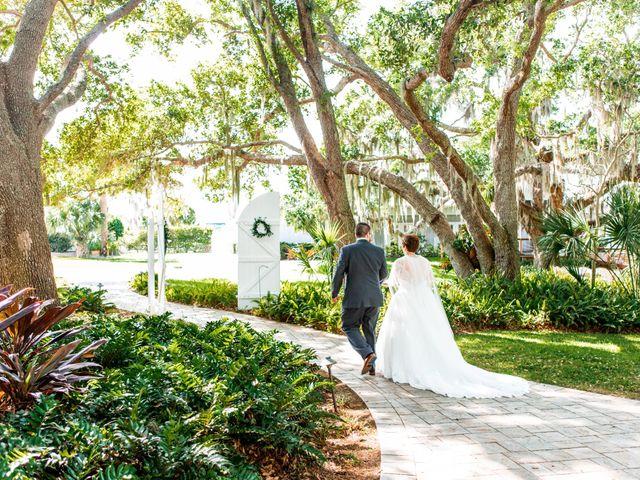 Harry and Megan's Wedding in Malabar, Florida 45