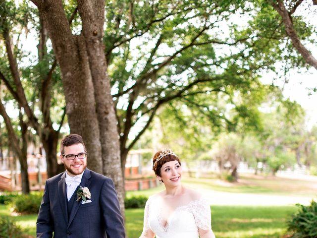 Harry and Megan's Wedding in Malabar, Florida 46
