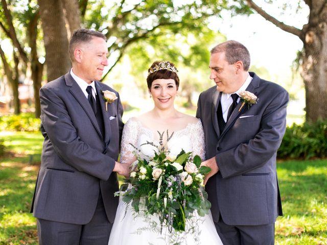 Harry and Megan's Wedding in Malabar, Florida 47