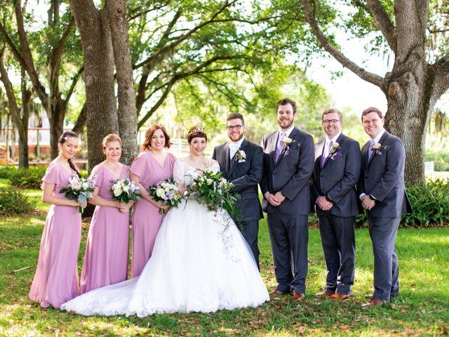 Harry and Megan's Wedding in Malabar, Florida 54