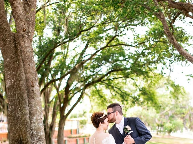 Harry and Megan's Wedding in Malabar, Florida 59