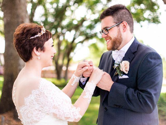 Harry and Megan's Wedding in Malabar, Florida 63