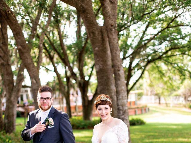 Harry and Megan's Wedding in Malabar, Florida 65