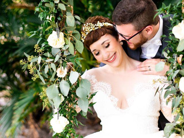 Harry and Megan's Wedding in Malabar, Florida 69