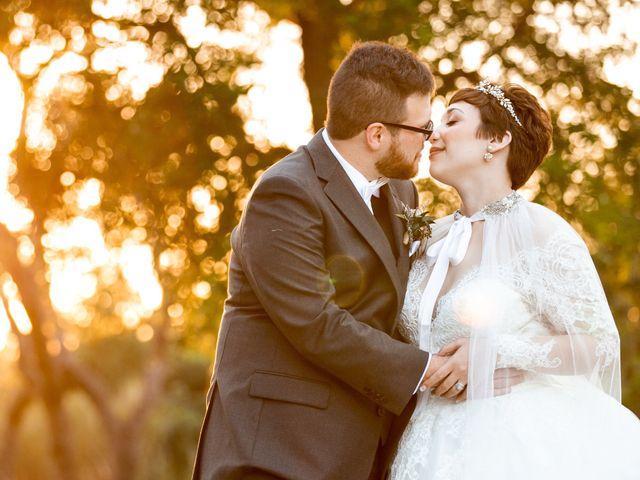 Harry and Megan's Wedding in Malabar, Florida 71