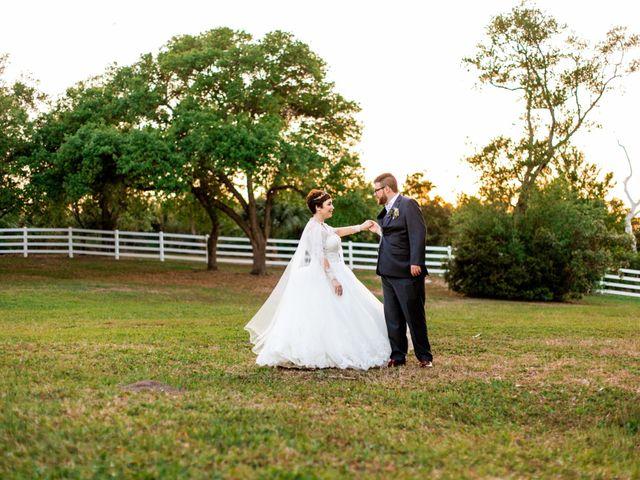 Harry and Megan's Wedding in Malabar, Florida 74