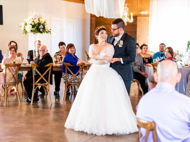 Harry and Megan's Wedding in Malabar, Florida 83