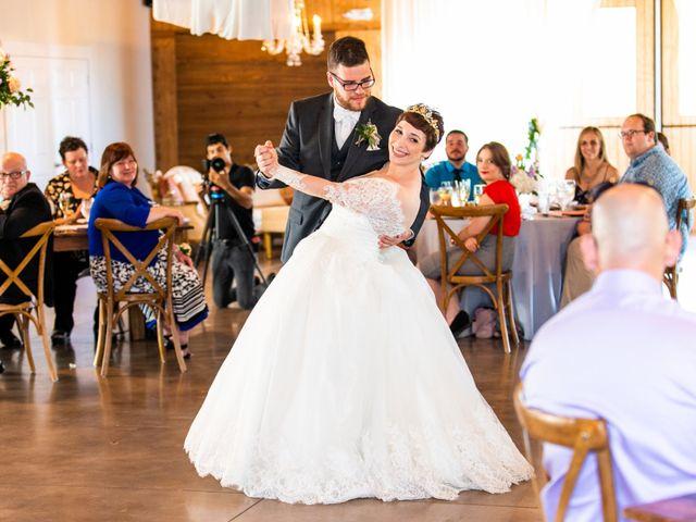 Harry and Megan's Wedding in Malabar, Florida 84