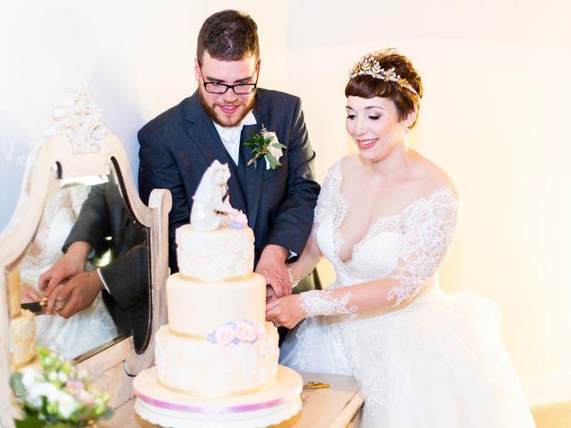 Harry and Megan's Wedding in Malabar, Florida 86