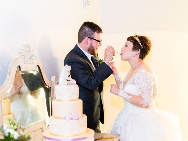 Harry and Megan's Wedding in Malabar, Florida 87