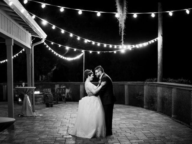 Harry and Megan's Wedding in Malabar, Florida 93