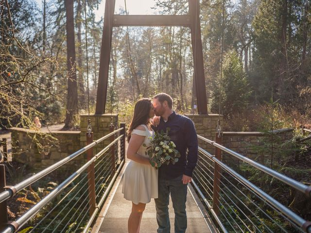 The wedding of Mandi and Blaine