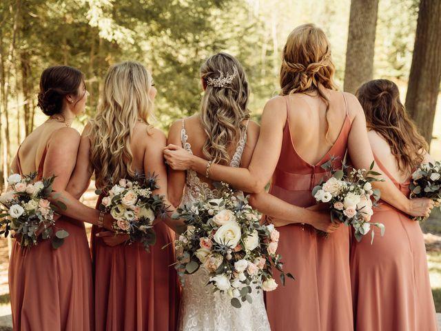 Tyler and Alyssa's Wedding in Barnesville, Pennsylvania 4